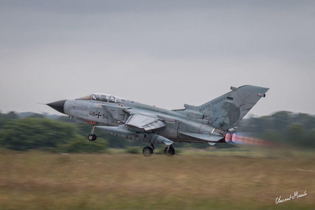 Tornado Luft - NATO 2017
