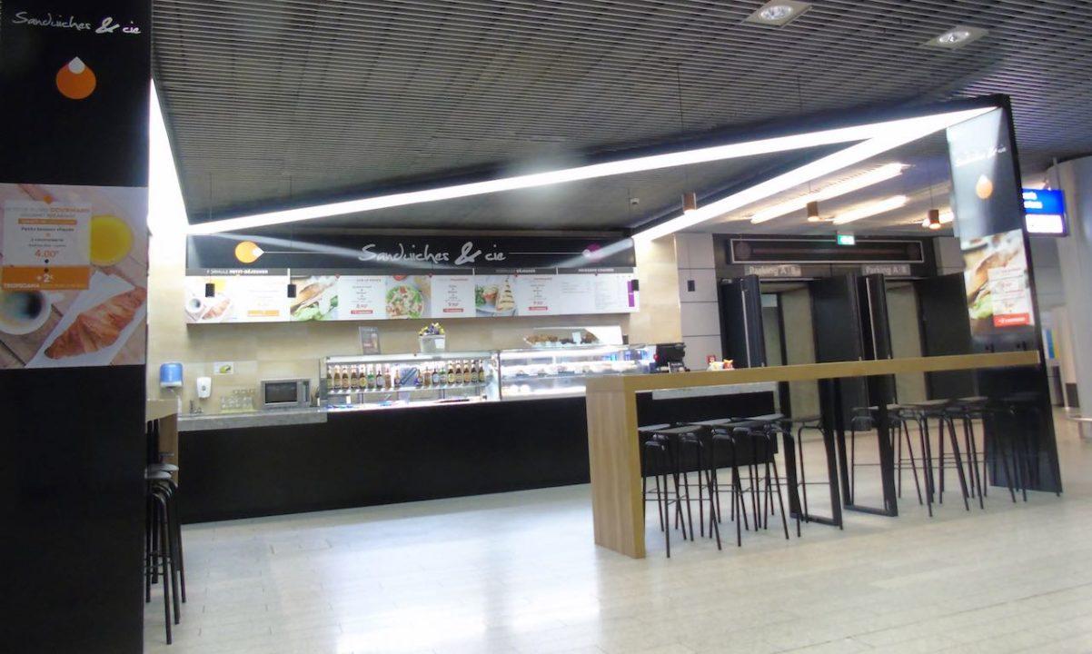 « Sandwiches & Cie » Terminal B