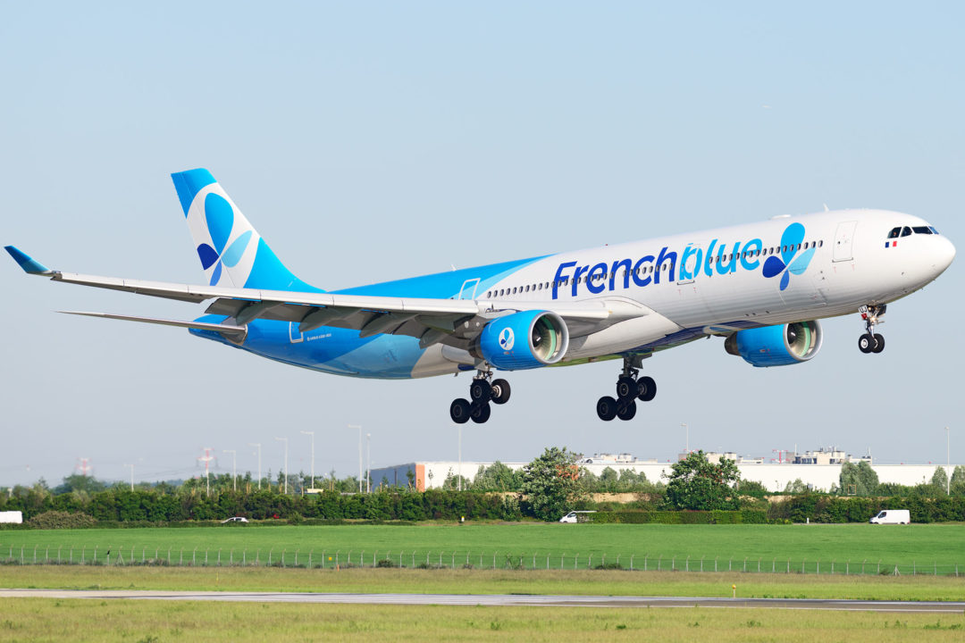 A330-300 French blue à Orly