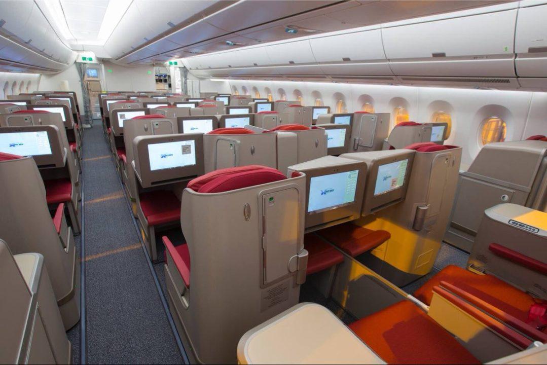 Hong Kong Airlines Airbus A350-941 - B-LGA