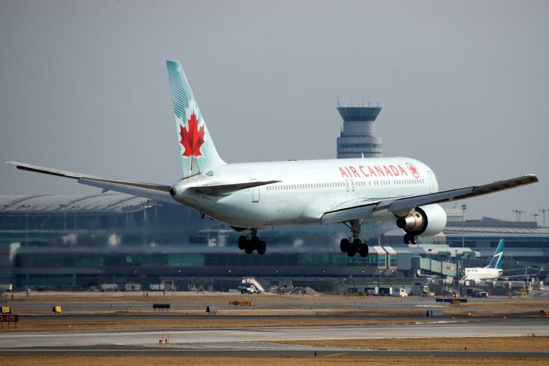 Air Canada Boeing 767-300ER C-FTCA
