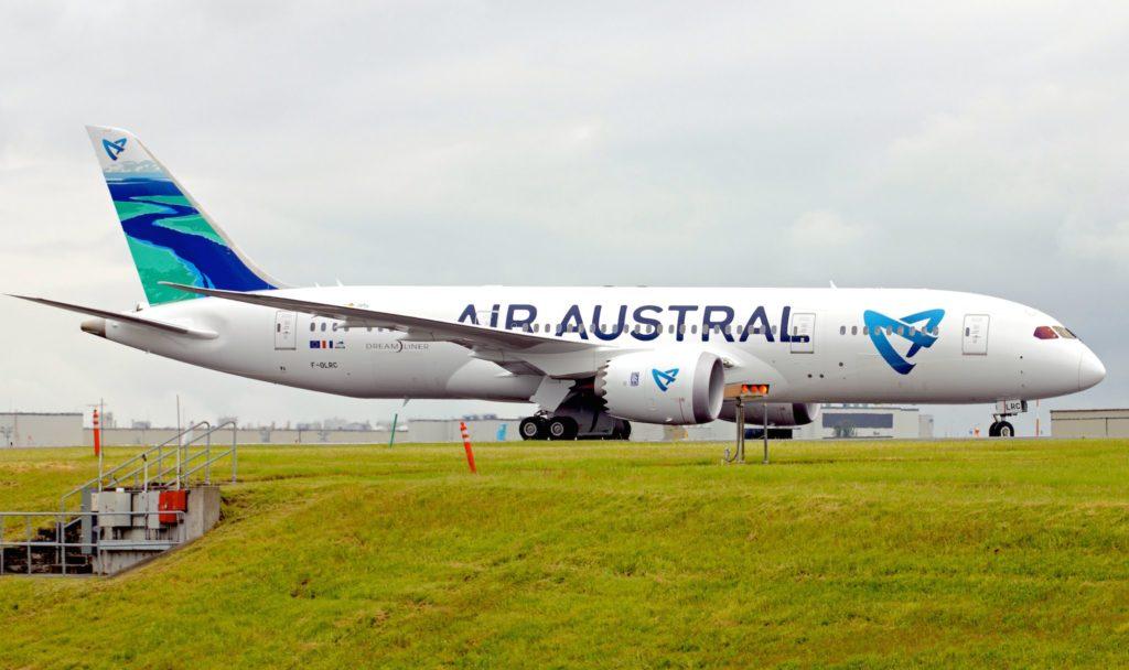 Air Austral Boeing 787-8