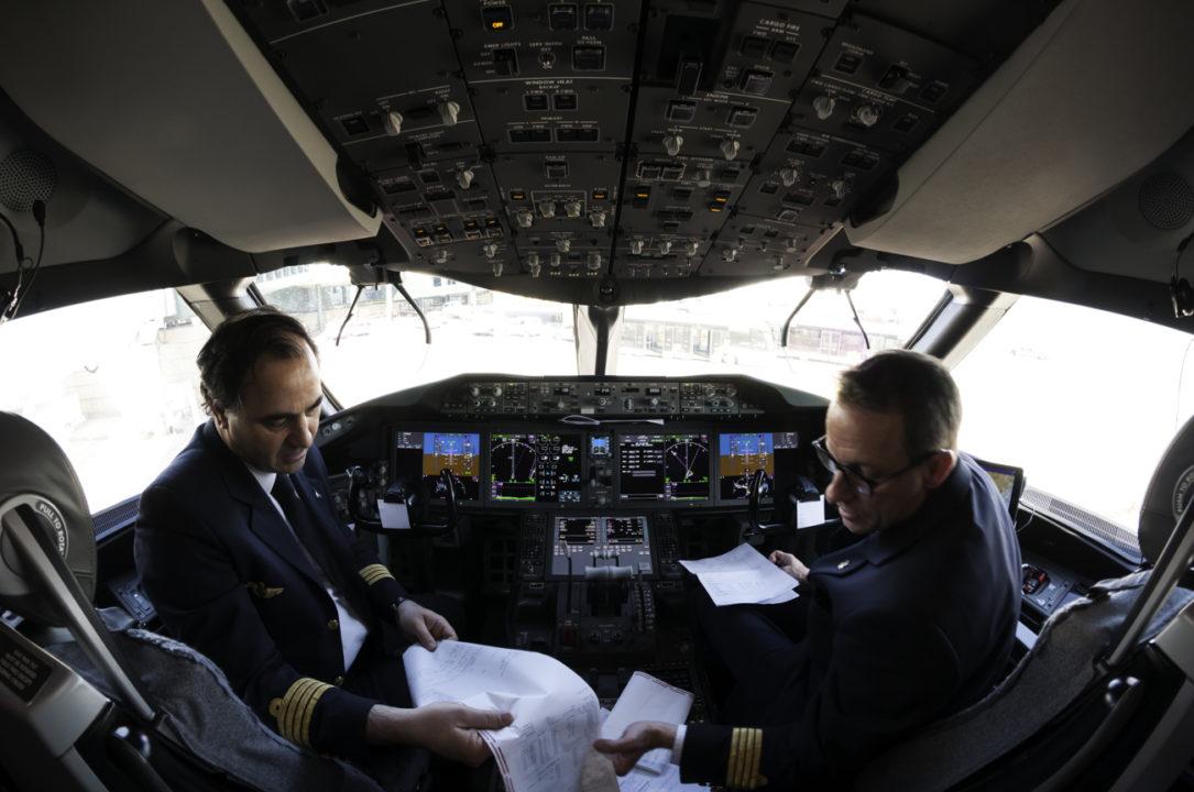 F-HRBA Air France Boeing 787-9 Dreamliner