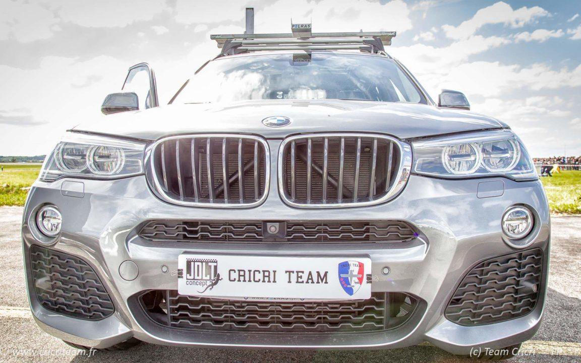 Cri-Cri Team / MC15 Cricri