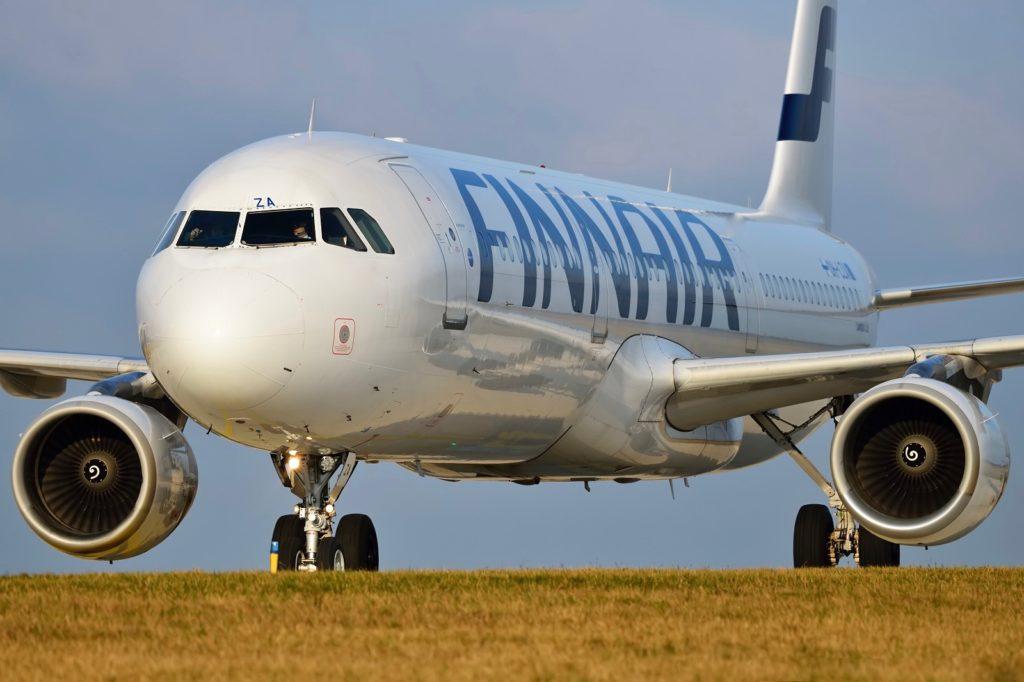 Finnair Airbus A320