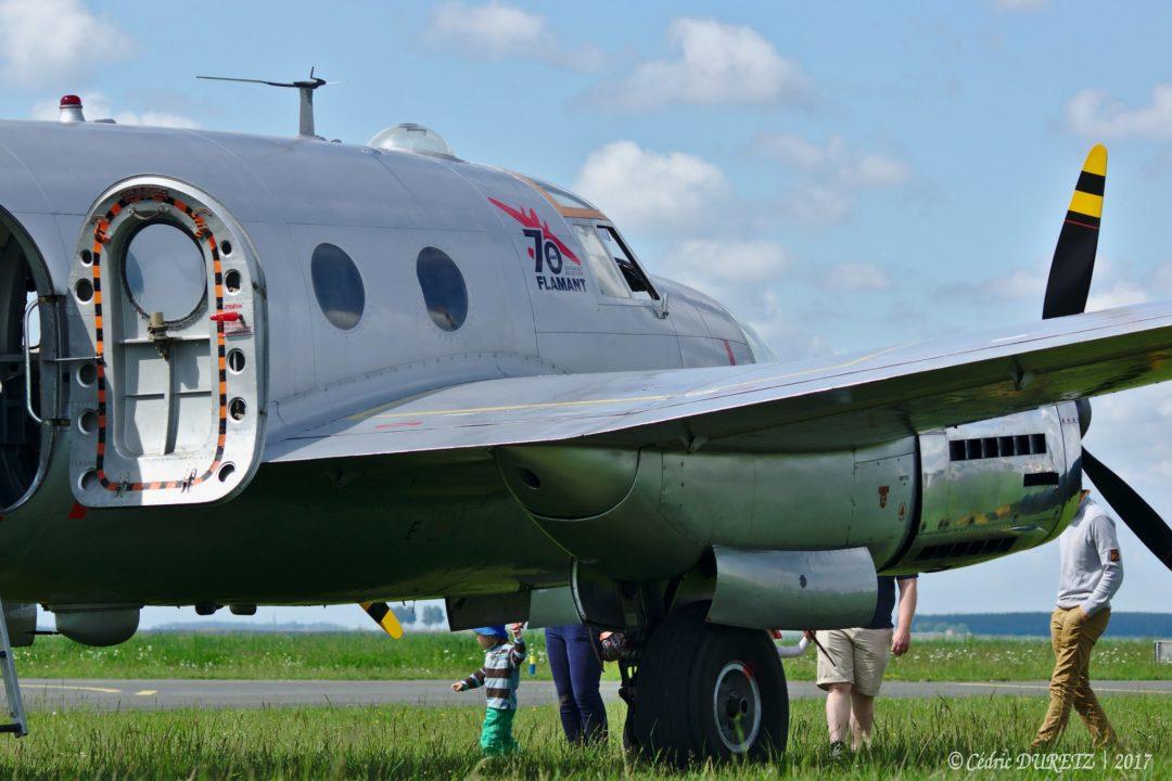 Dassault MD311 Flamant / Amicale des Avions Anciens d'Albert / F-AZKT