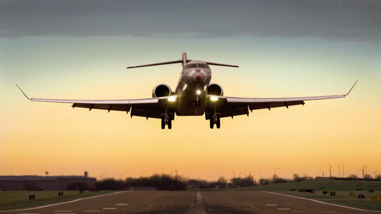 Jet d'affaires Global 7000