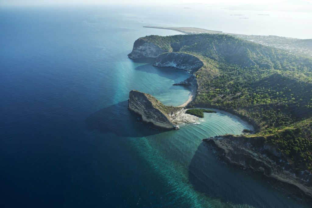 PLAGE DE MOYA Petite terre, Mayotte - France