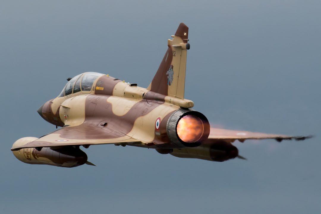 Dassault Aviation Mirage 2000D