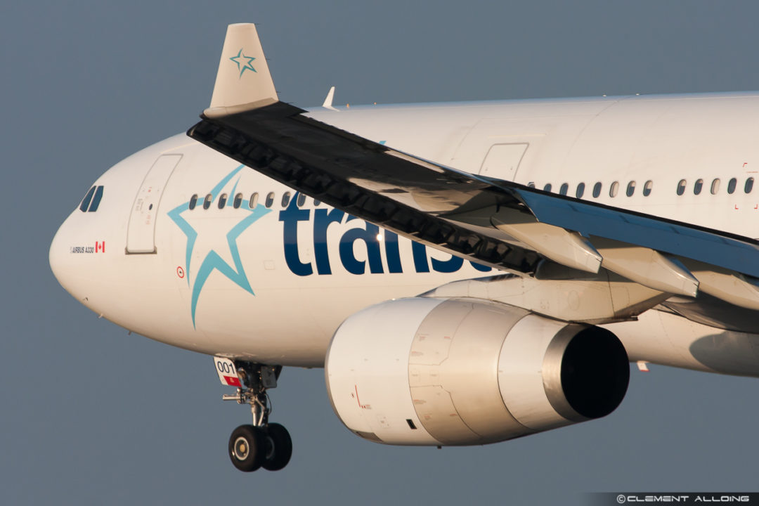 Air Transat Airbus A330-342 C-GKTS / 100 cn 111