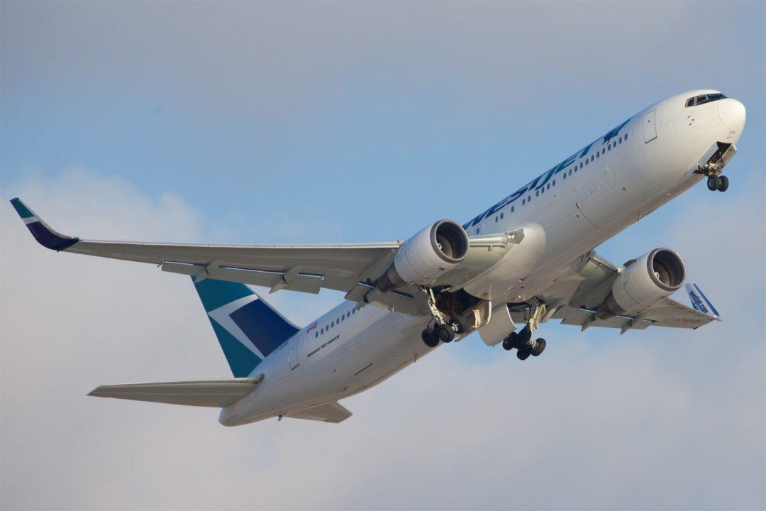 WestJet Boeing 767-300ER C-GOGN