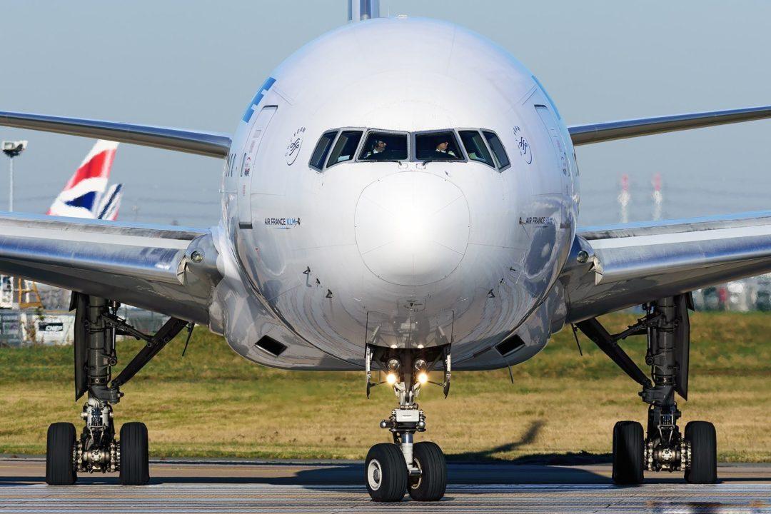 F-GSPO B772 AIR FRANCE.