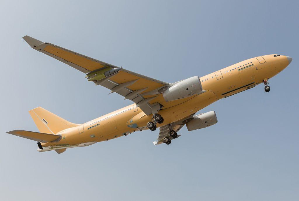 Armée de l'Air (French Air Force) Airbus A330-243MRTT cn 1735 F-WWCK