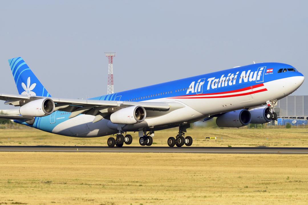F-OLOV A343 AIR TAHITI NUI