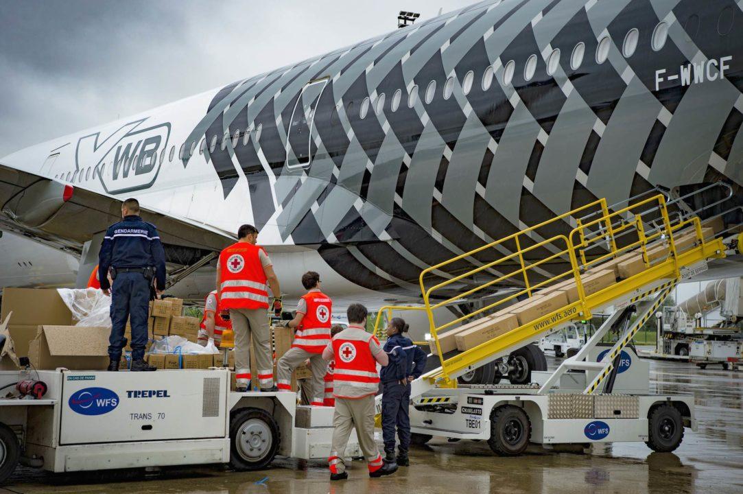 Airbus A350 F-WWCF