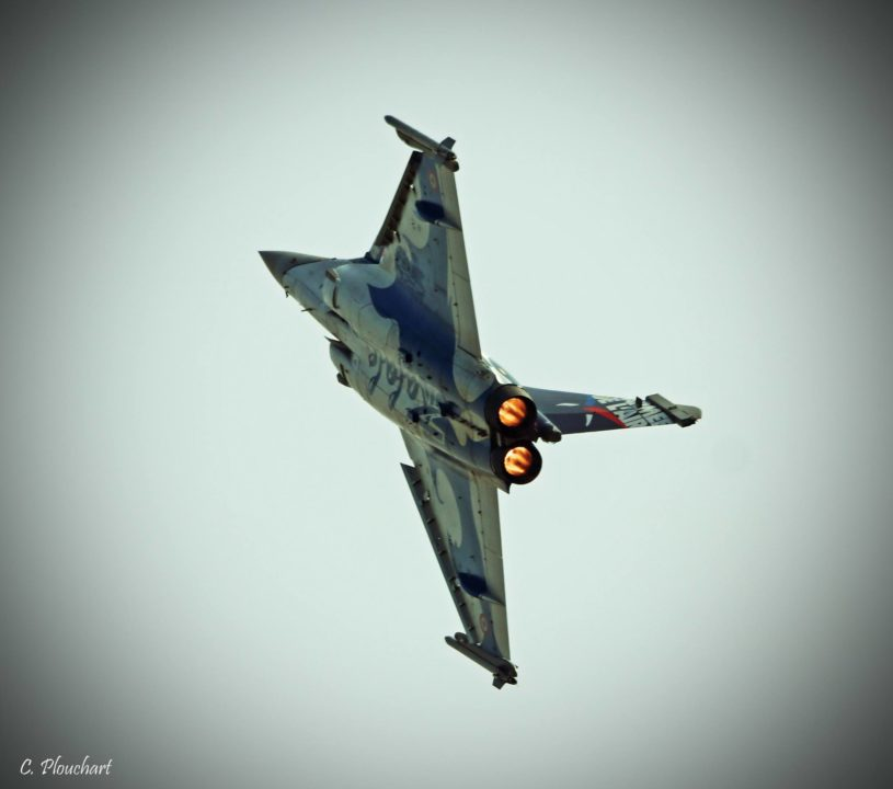 par Christophe Plouchart - Rafale Solo Display