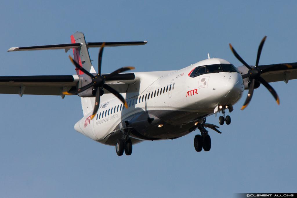 ATR ATR 72-600 (72-212A) cn 098 F-WWEY