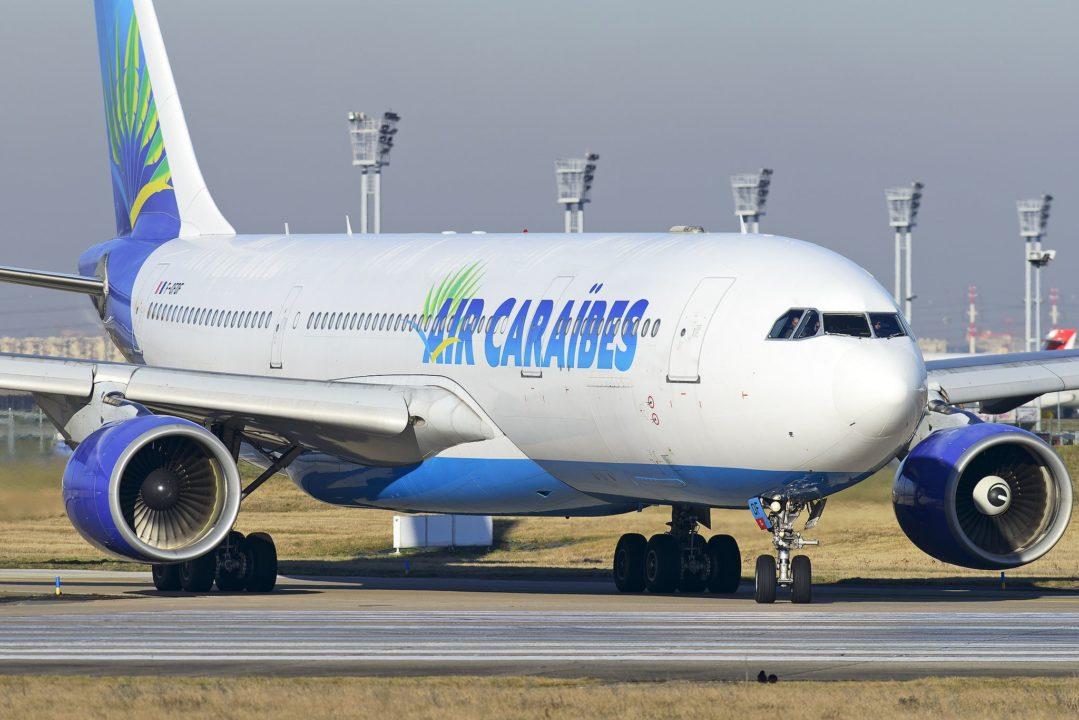 Airbus A330-200 Air Caraïbes F-OFDF