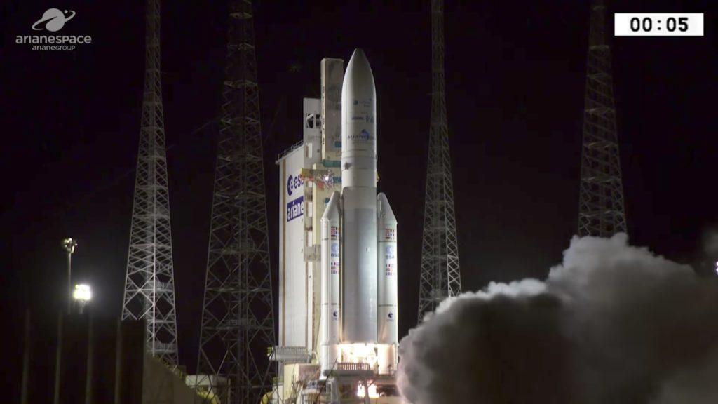 Lancement Ariane 5 VA239