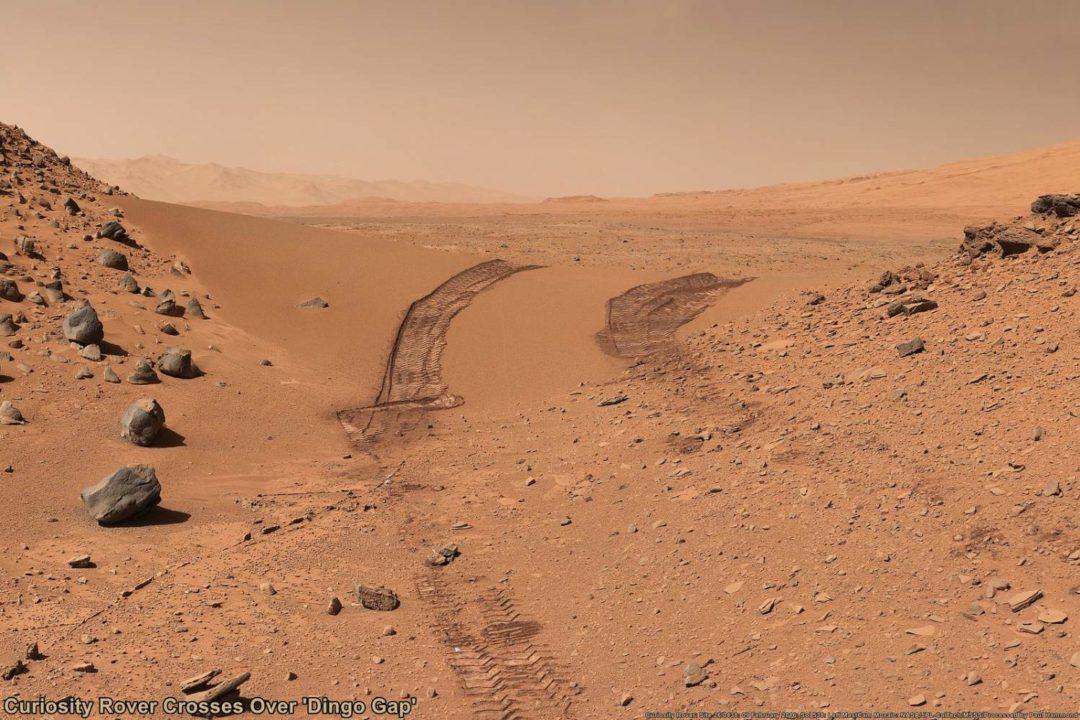 Curiosity «Moonlight Valley»