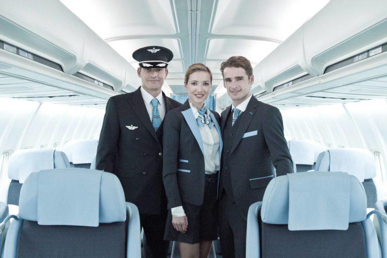 équipage La Compagnie Boutique Airline