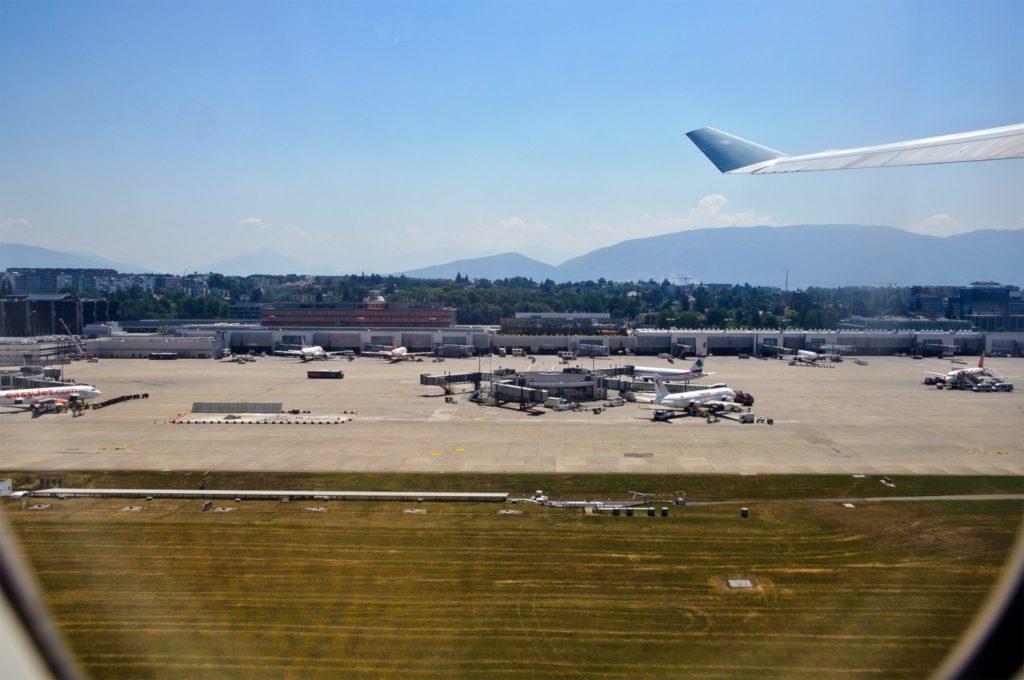 GVA Genève Airport