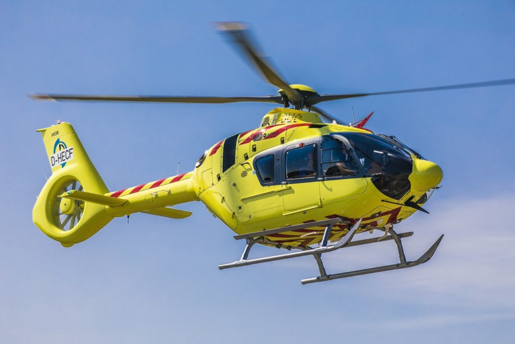 Airbus Helicopters H135 NOLAS