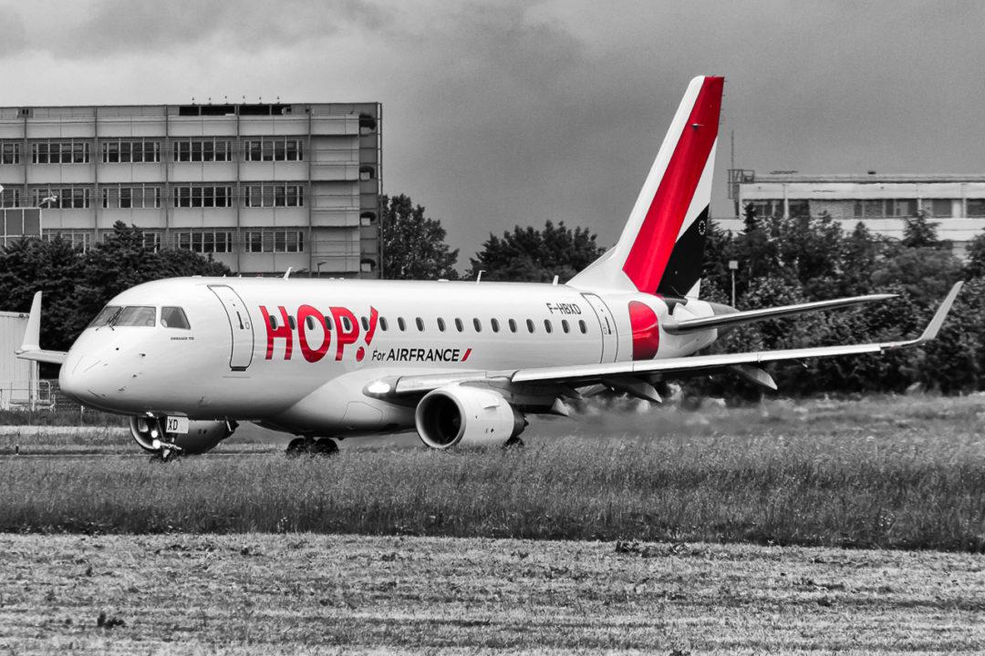 F-HBXD HOP! Embraer ERJ-170STD (ERJ-170-100) - cn 17000281