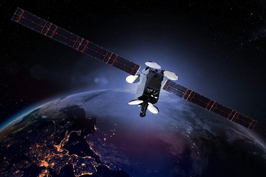 Satelite Intelsat 37e construit par Boeing