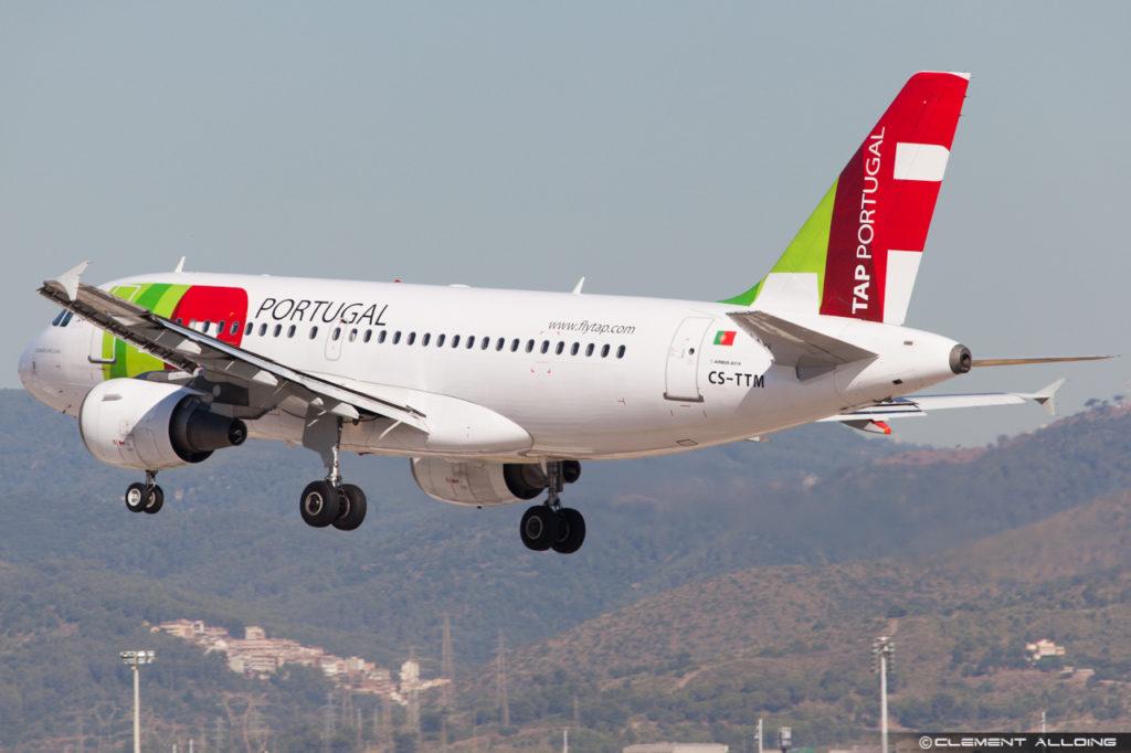 TAP Portugal Airbus A319-111 CS-TTM cn 1106
