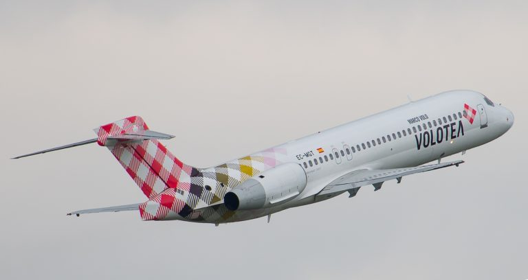 Boeing 717 Volotea [EC-MGT]
