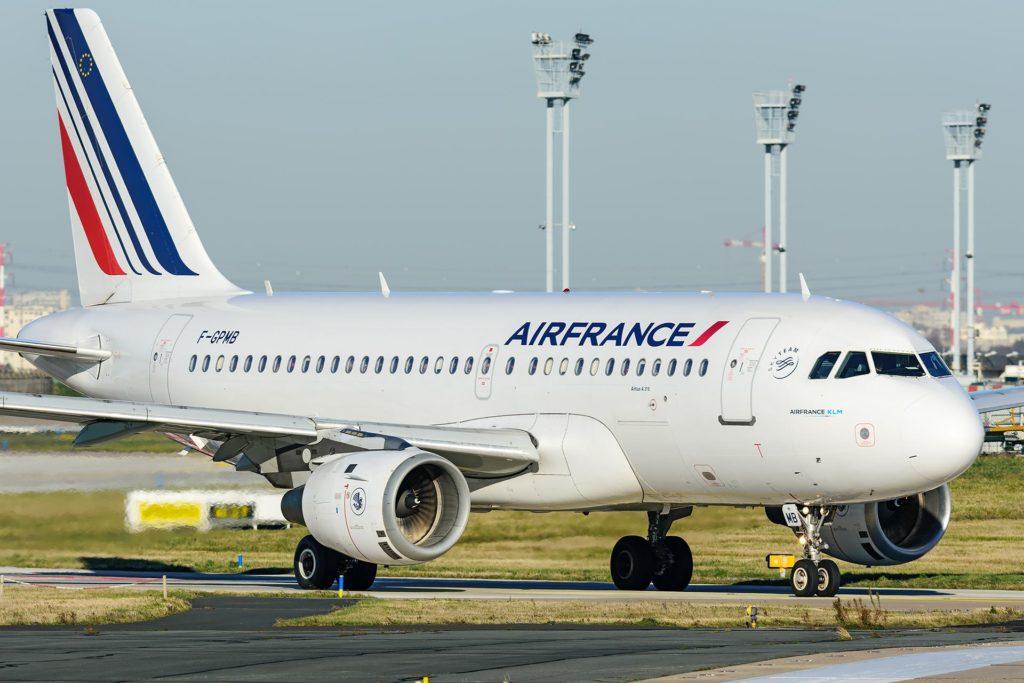 [F-GPMB] Airbus A319 Air France