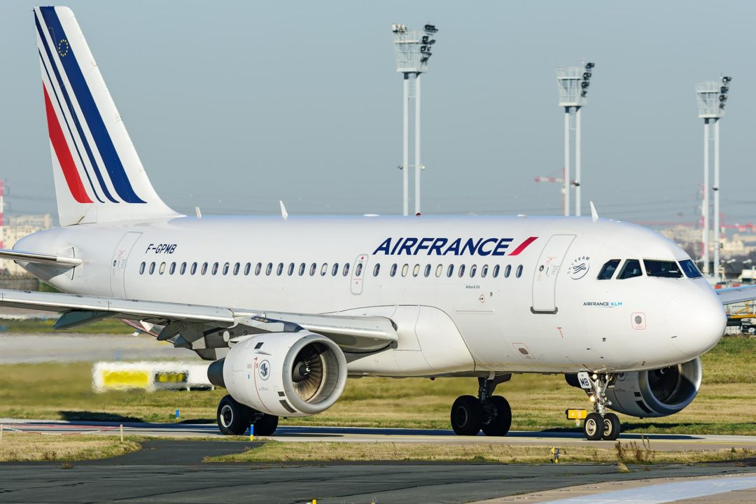 [F-GPMB] Airbus A319 Air France