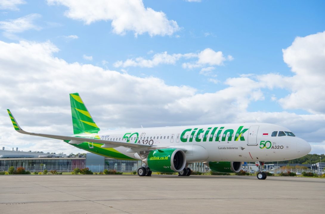 A320neo Citilink [PK-GTF]