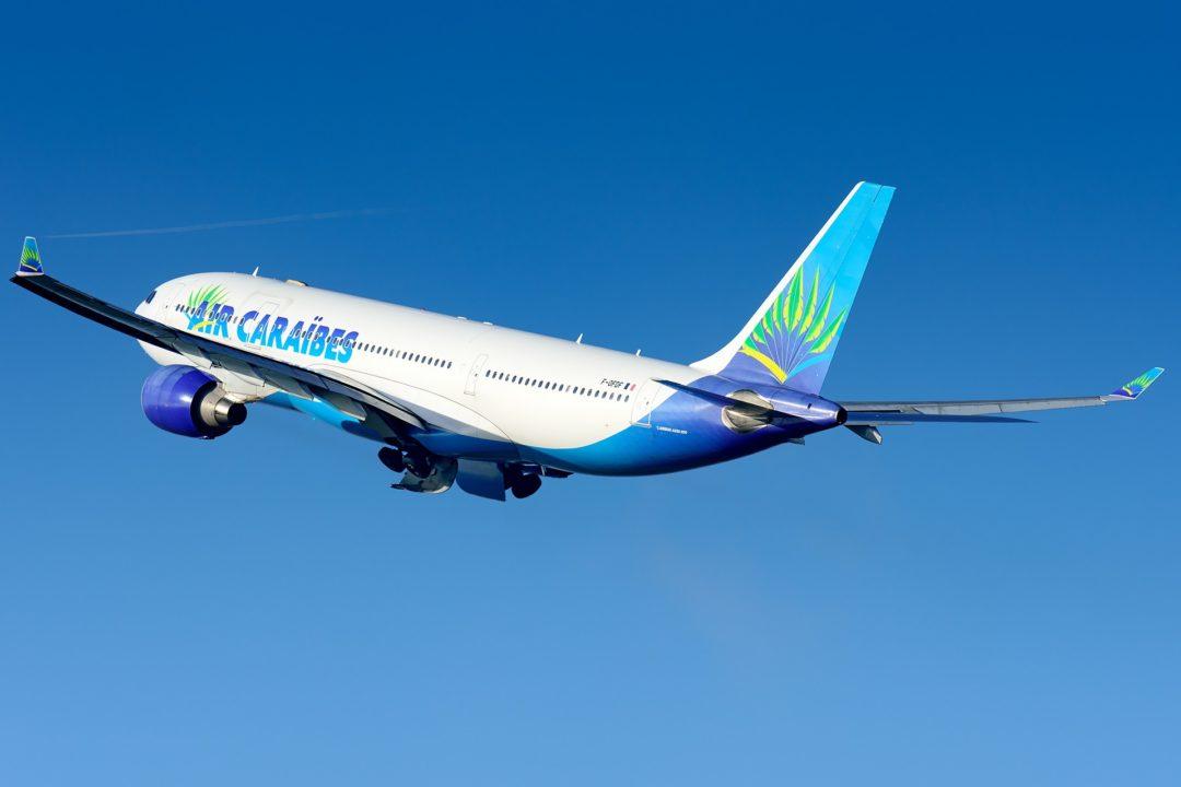 Airbus A330-300 au décollage