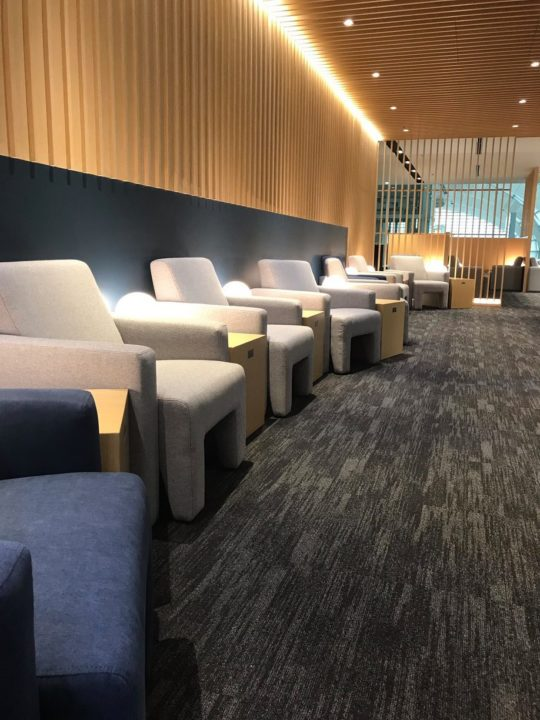 Salon Air France - KLM de Bangkok