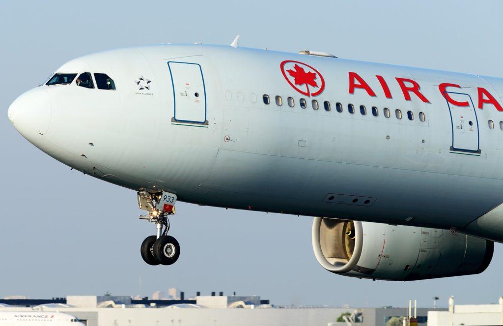 Airbus A330 Air Canada