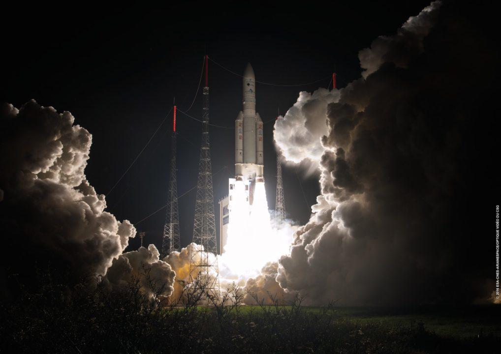 Ariane 5 vol du 9 mars 2016 pour EUTELSAT 65 West A [VA229]