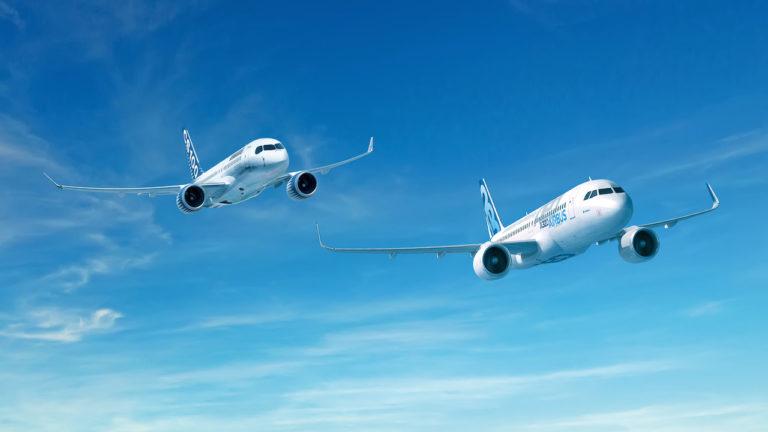 CS300 A320NEO