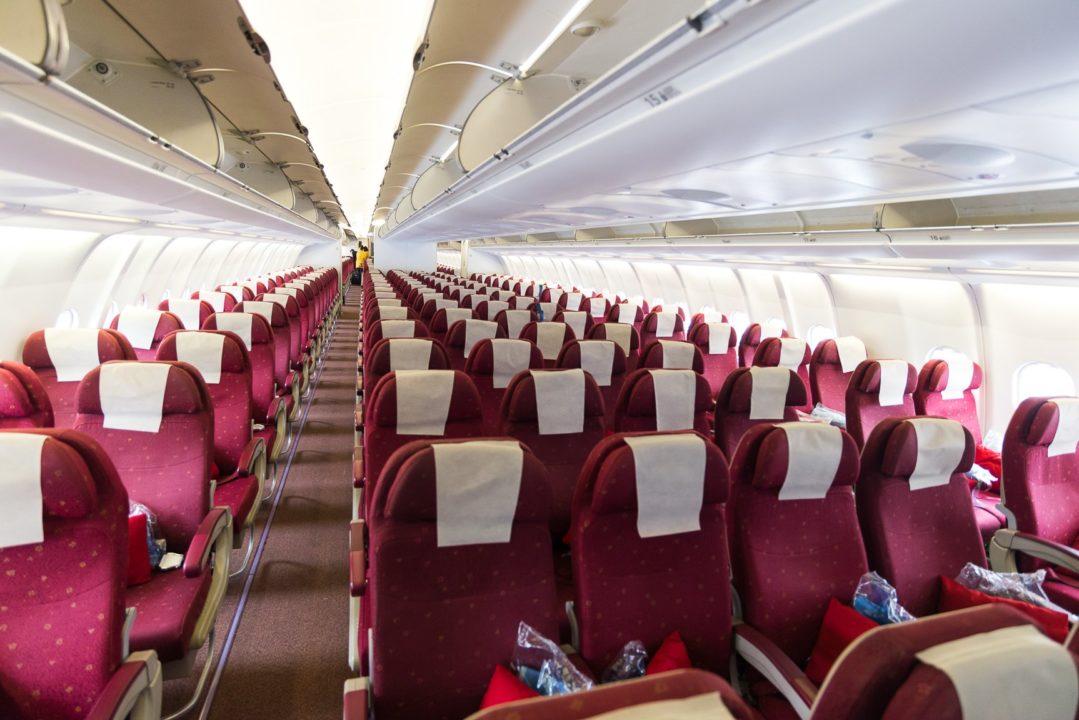 Classe Éco A330 Jet Airways