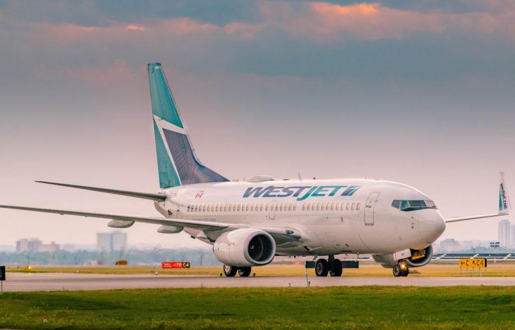Boeing 737 Westjet