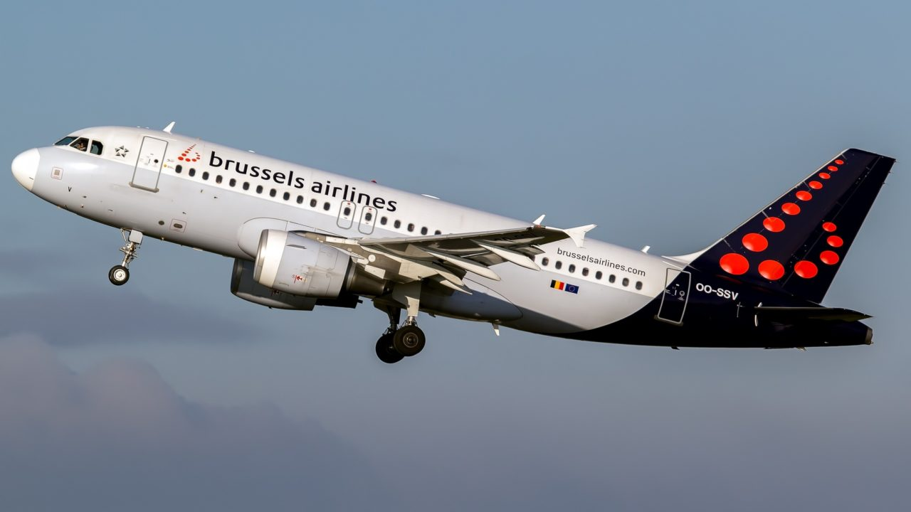 Airbus A319 OO-SSV