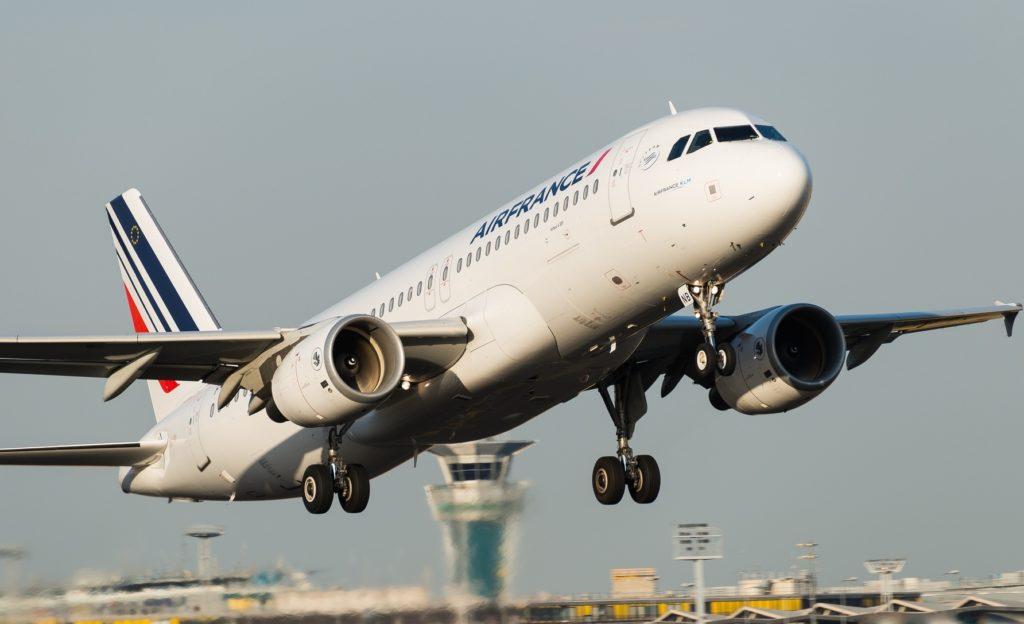 Airbus A320-214 Air France F-HBNB