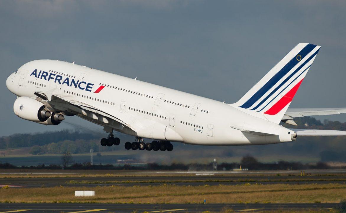 Airbus A380-861 Air France F-HPJI