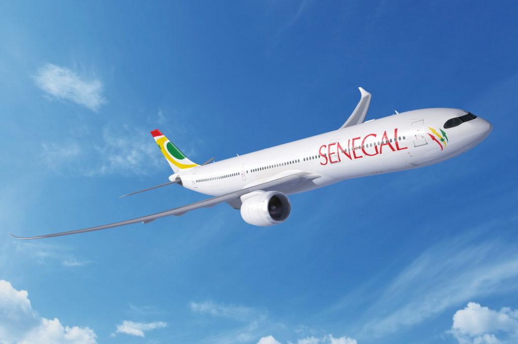 A330neo Air Sénégal