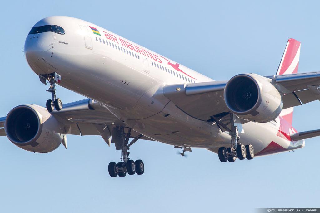 Air Mauritius Airbus A350-941 cn 157 3B-NBQ