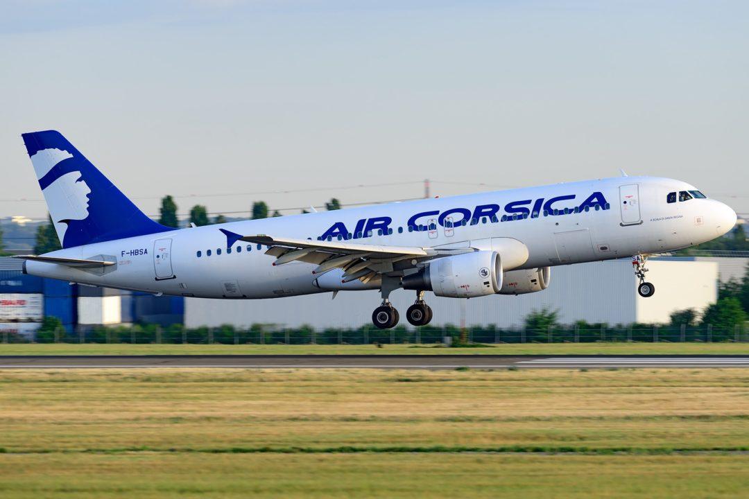 A320 Air Corsica