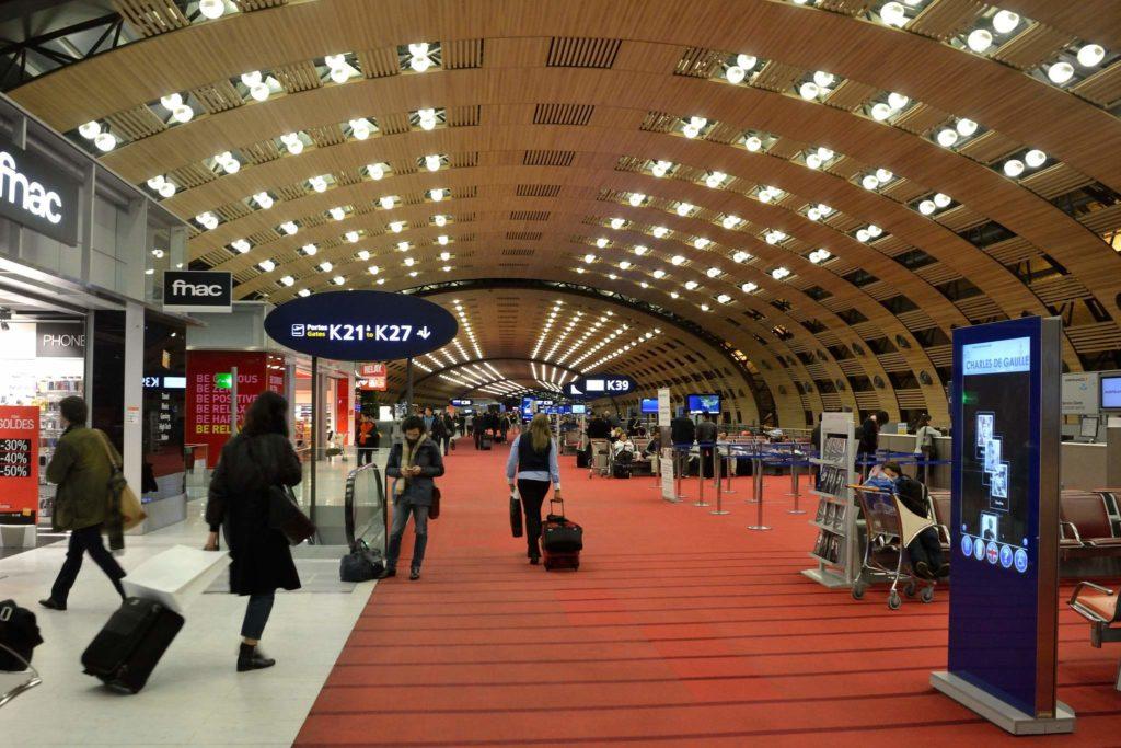 Terminal 2E - CDG