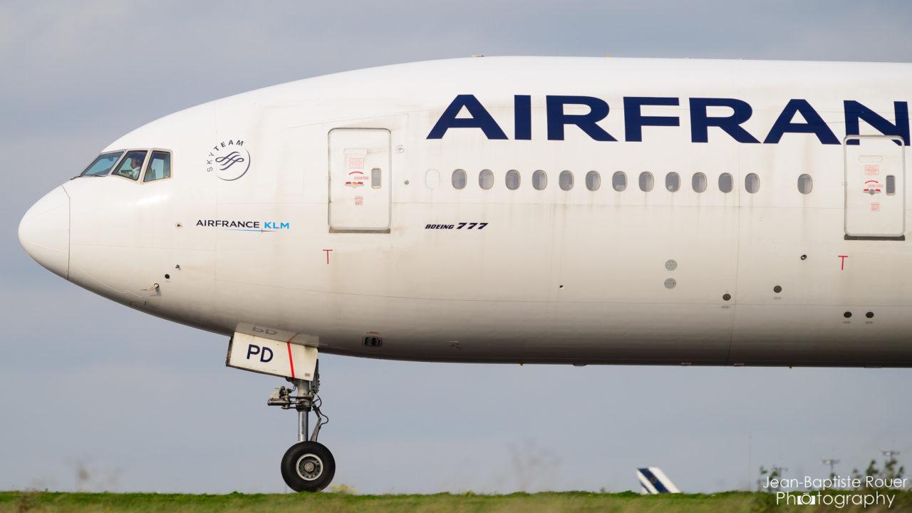Boeing 777-228(ER) Air France F-GSPD