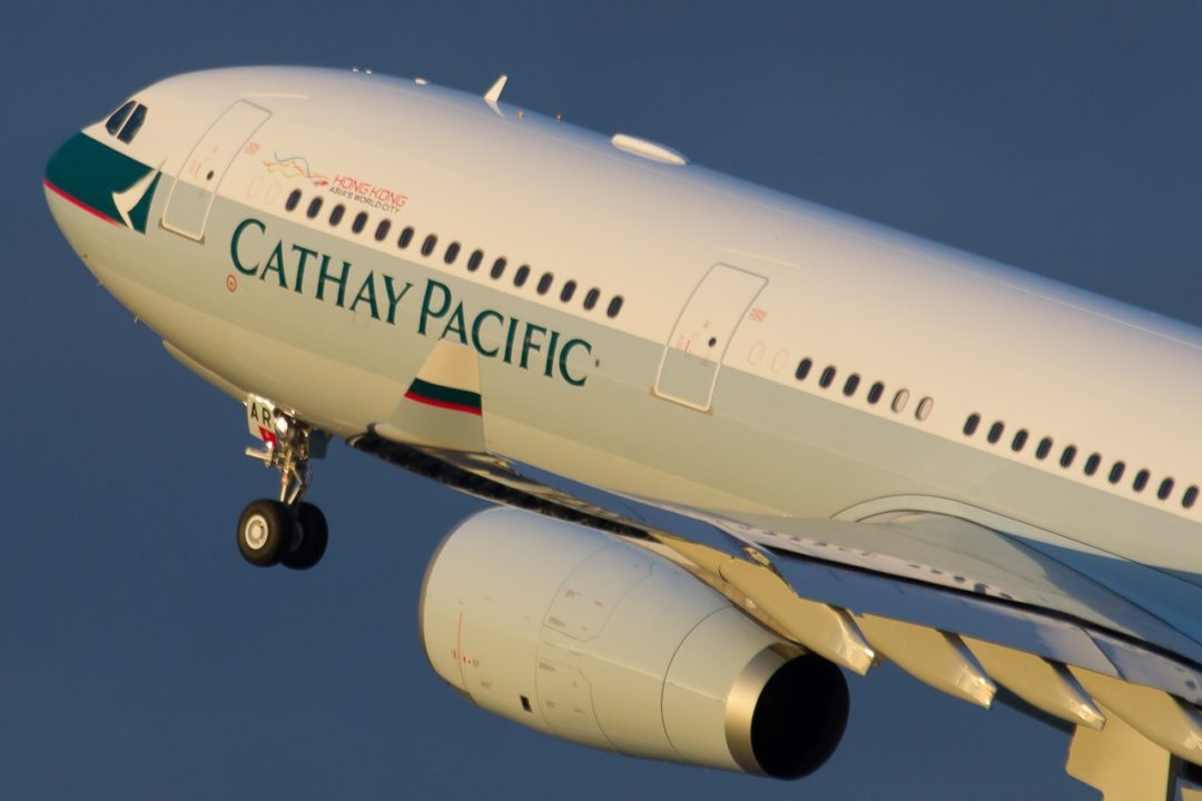F-WWKG // B-LAR Cathay Pacific Airbus A330-343X - cn 1362